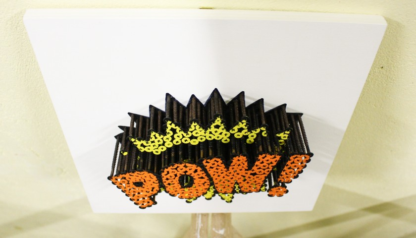"""Mini Pow!"" by Alessandro Padovan"