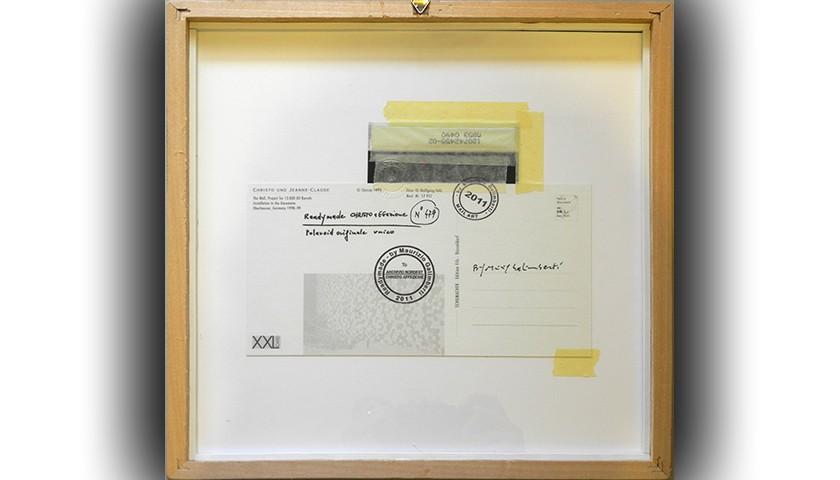 """Christo Ready-Made Affezione n.479"" by Christo and Maurizio Galimberti"