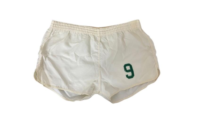 Chinaglia's New York Cosmos Match Shorts, 1980/83