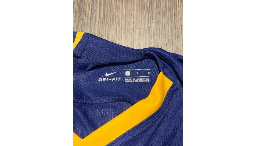 De Rossi's Boca Juniors Match Shirt, 2019/20