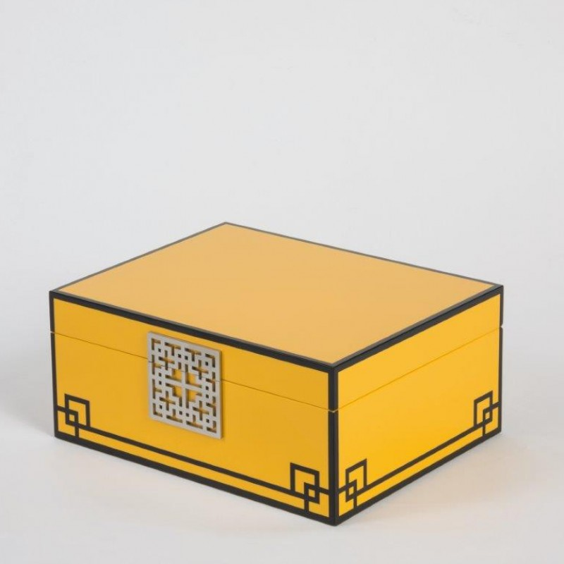 Exclusive Shanghai Tang Lacquered Wooden Box