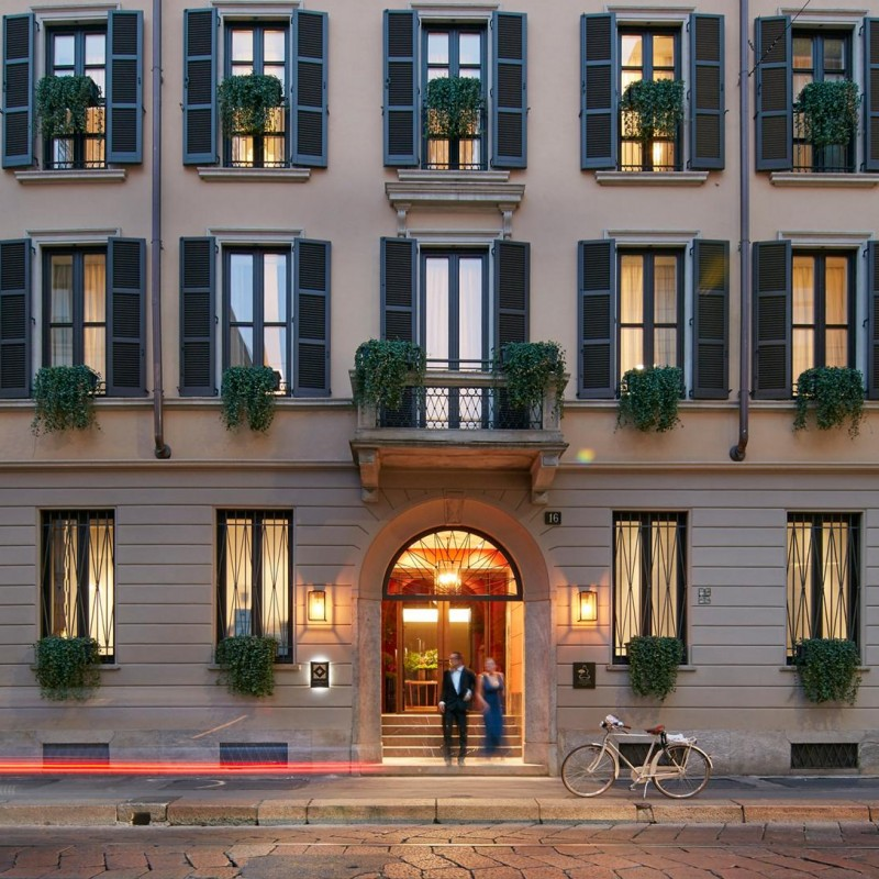 Experience for 2 at the Mandarin Oriental in Milan, Italy
