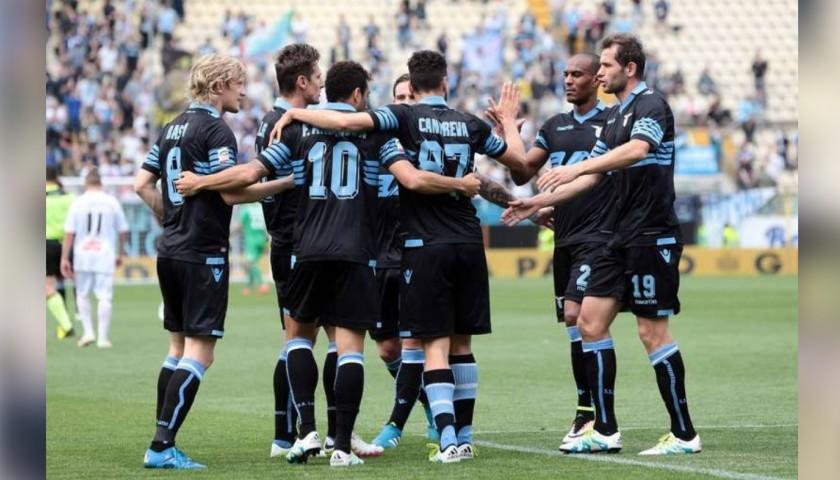 Candreva's Match Shirt, Carpi-Lazio 2016
