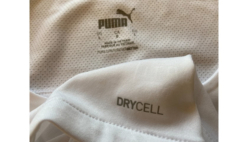 Immobile's Match Shirt, Turkey-Italy 2021