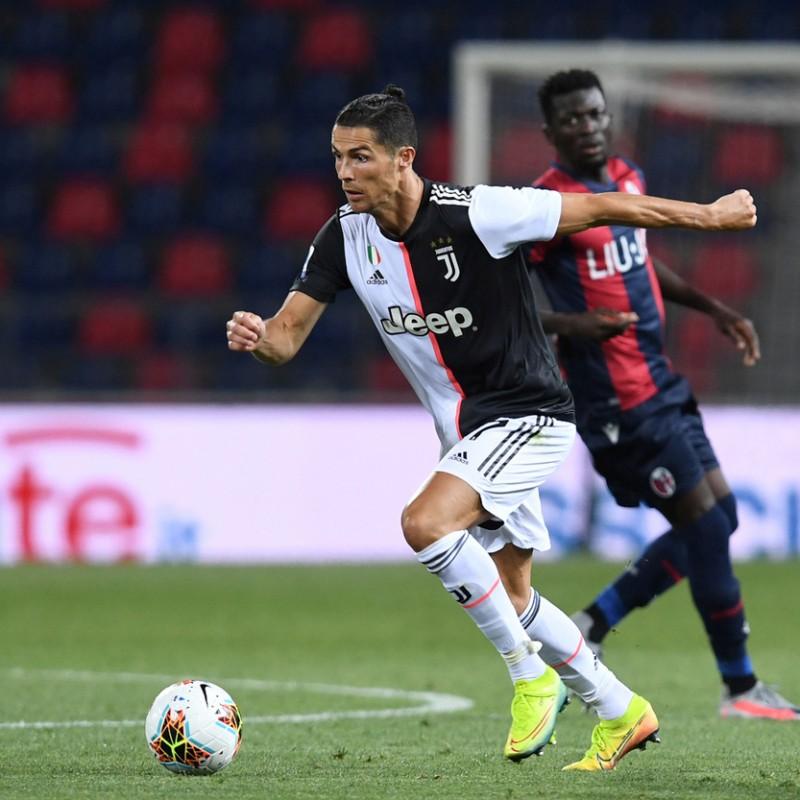 Match-Ball Serie A TIM 2019/20 - Signed by Ronaldo