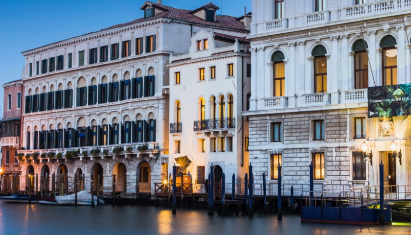 1-Night Stay for 2 at Palazzina Grassi in Venice, Italy