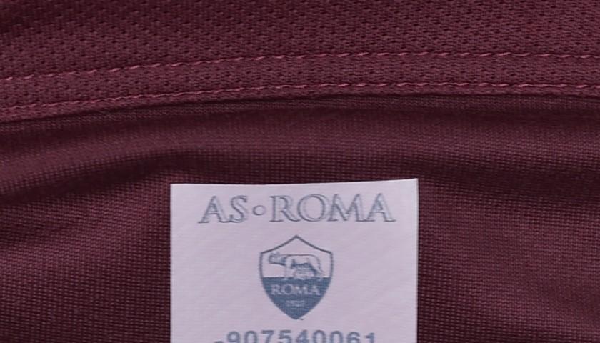 Pjanic AS Roma shirt, AS Roma authenticity