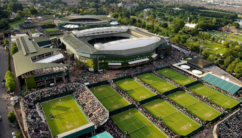 Enjoy a Wimbledon Tour