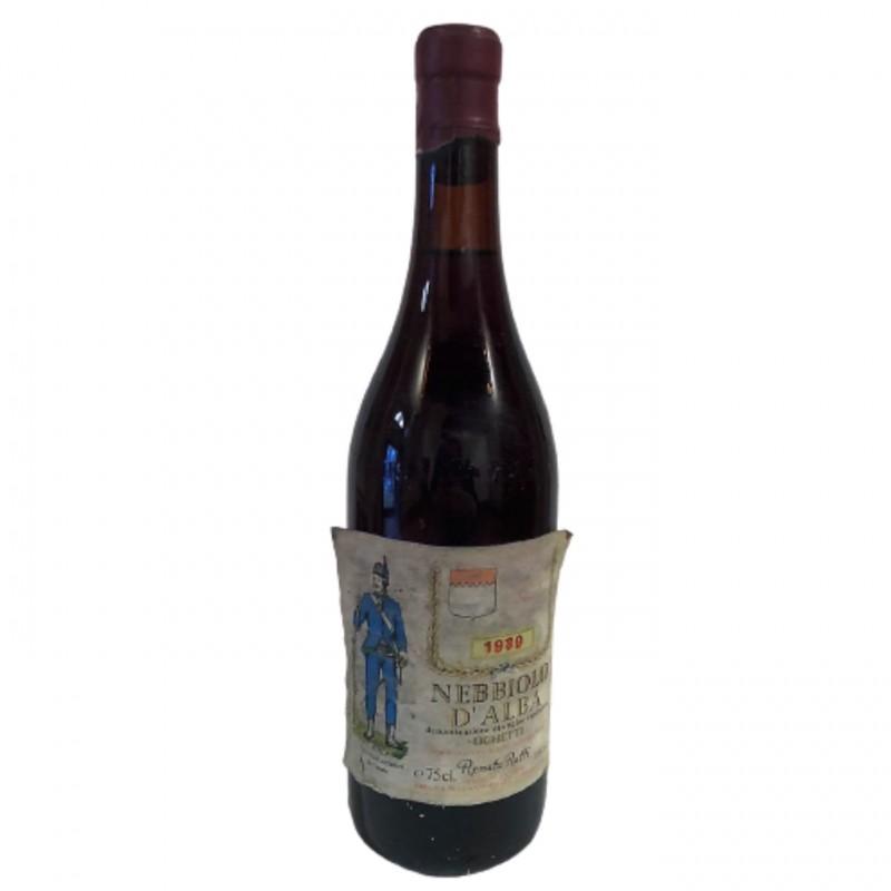 """Bottle of Nebbiolo """"Ochetti"""", 1980 - Renato Ratti"""
