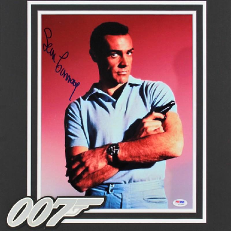 "Sean Connery ""James Bond 007"" Signed Photograph"