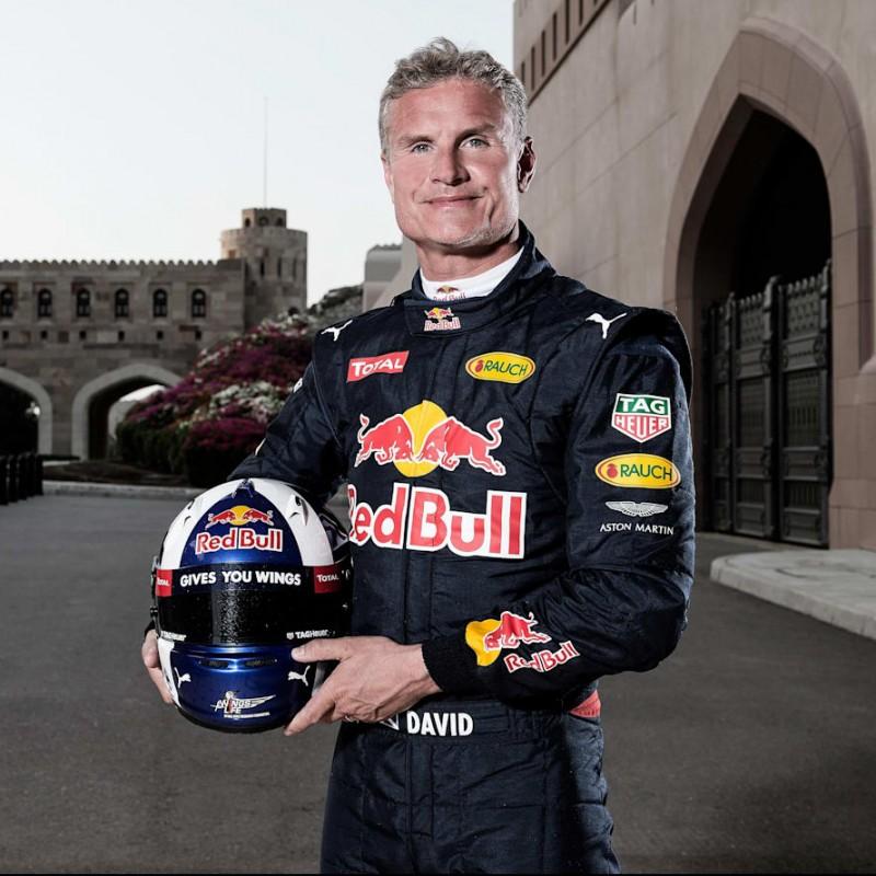 Pirelli Podium Cap Signed by David Coulthard