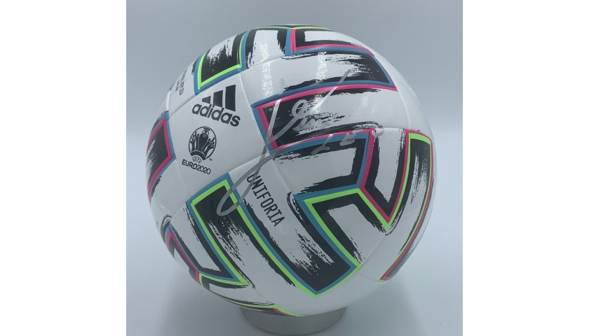 Official Euro 2020 Football - Signed by Messi