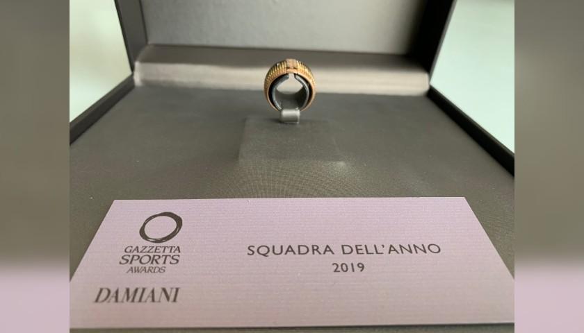 "Damiani ""Gazzetta Sports Awards"" Settebello Ring"