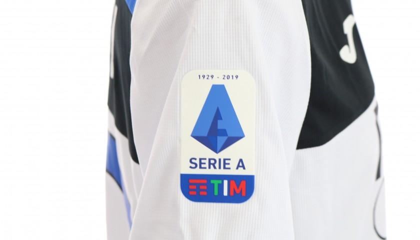 Colley's Match-Issued Shirt, Hellas Verona-Atalanta 2020