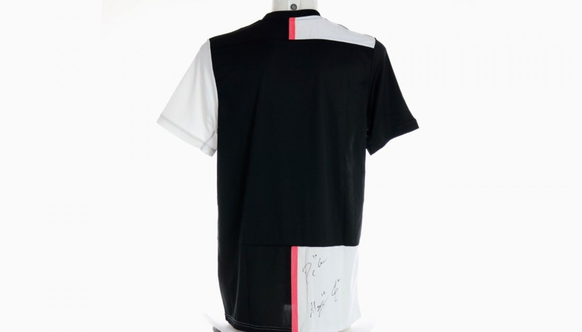 Official Juventus Signed Shirt, 2019/20