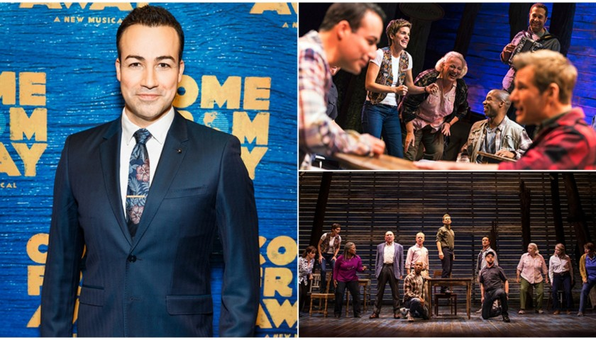 See Come From Away, Meet a Cast Member, and Spend Three Nights in NYC, Plus Airfare
