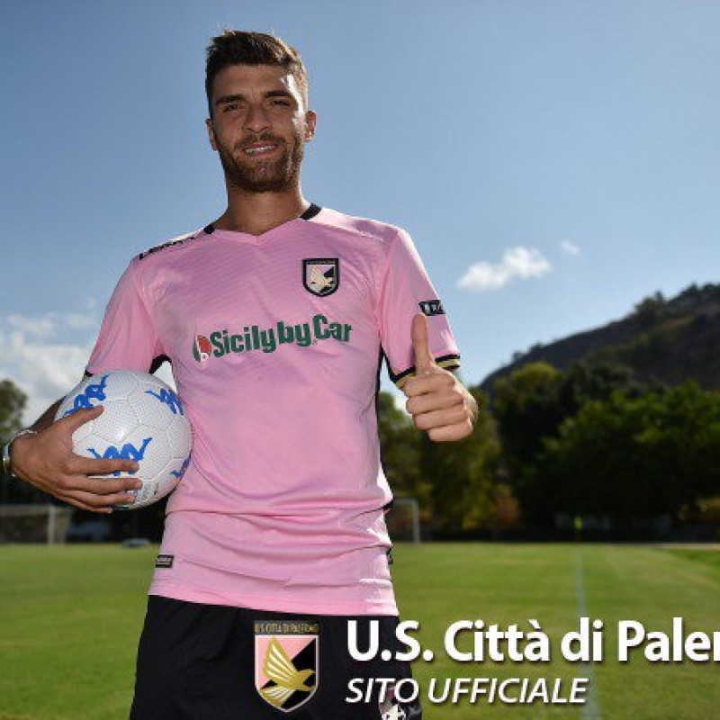 Monachello's Palermo Presentation Shirt, Signed