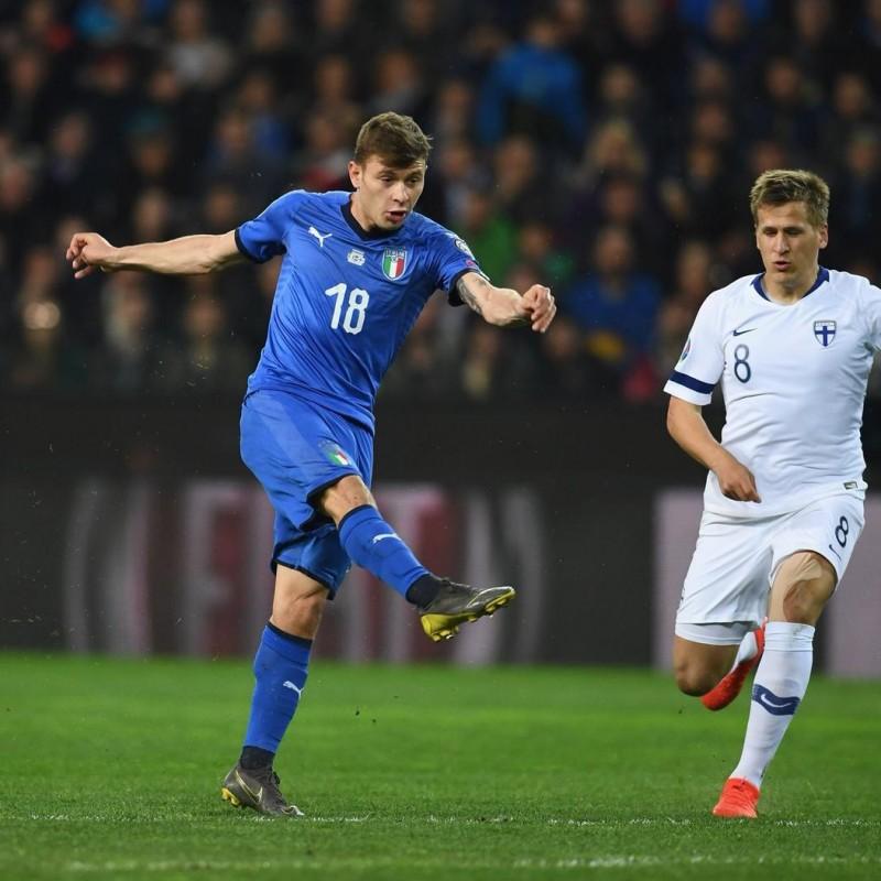 Barella's Match Kit, Finland-Italy 2019