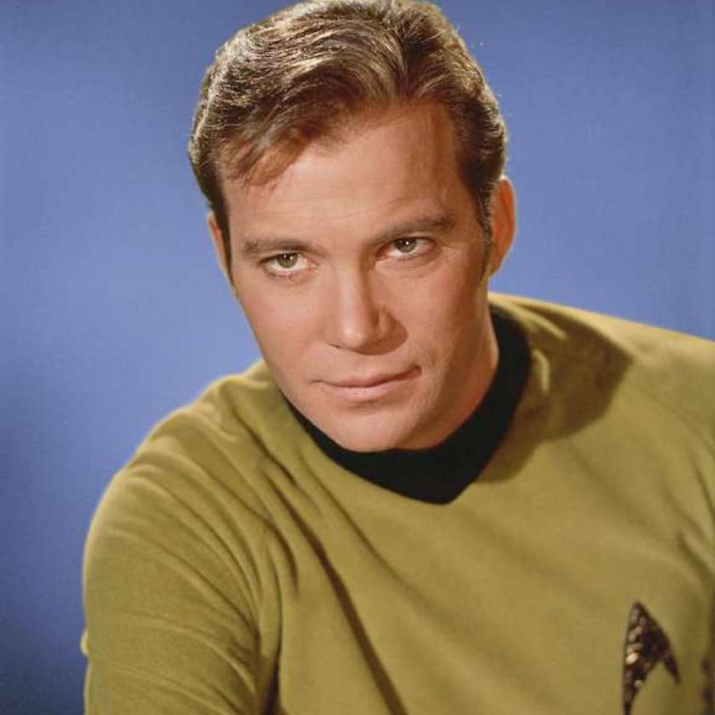 Captain James T. Kirk's Official Uniform - Signed by William Shatner