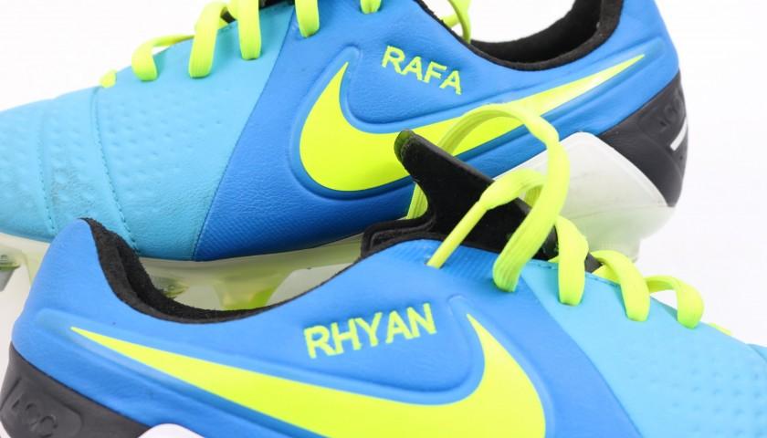 Nike Boots Worn by Jorge Rolando, 2013/14