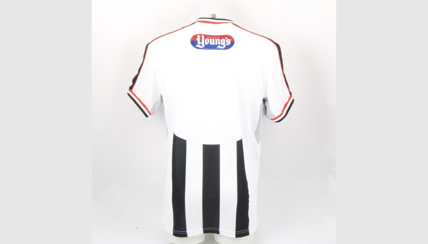 Grimsby Town Official Poppy Shirt Signed by the Team