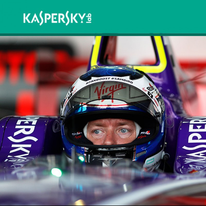 Formula E Kaspersky Lab VIP Pass in Rome