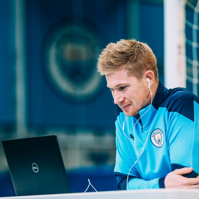 30-Min Virtual Meet & Greet with Kevin de Bruyne