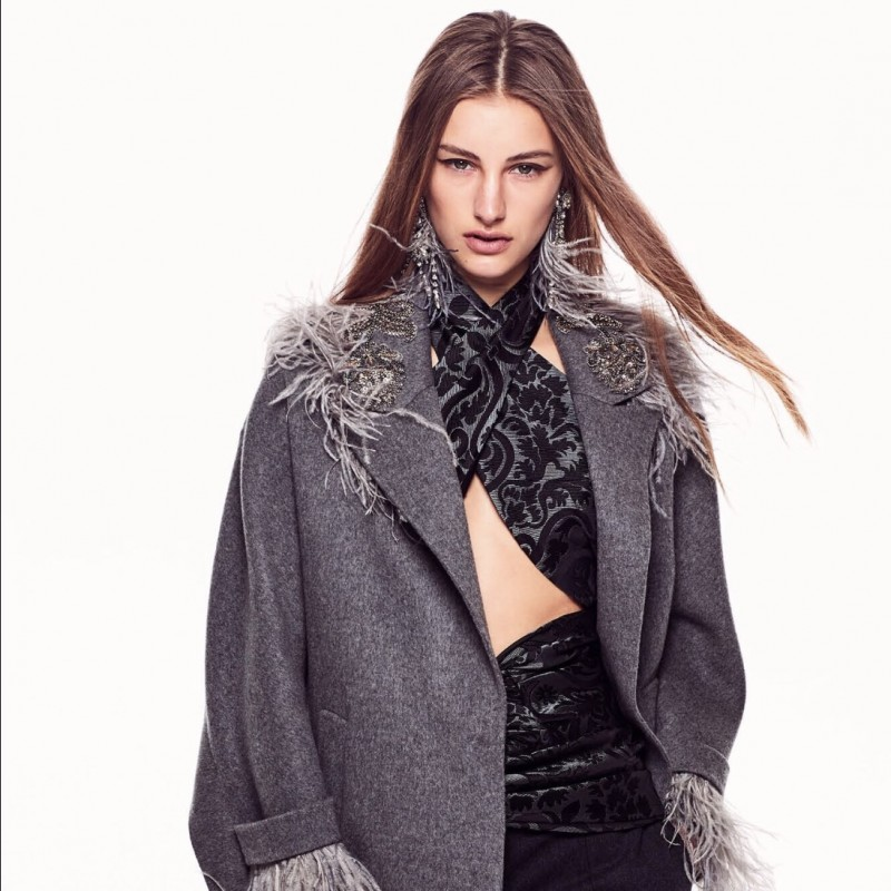 Kobi Halperin One-of-a-Kind Coat