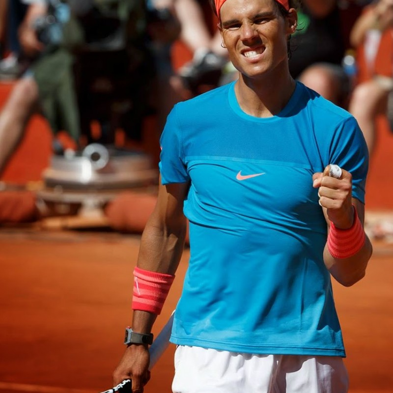 Attend Mutua Madrid Open for 3 days - 4, 5, 6 May