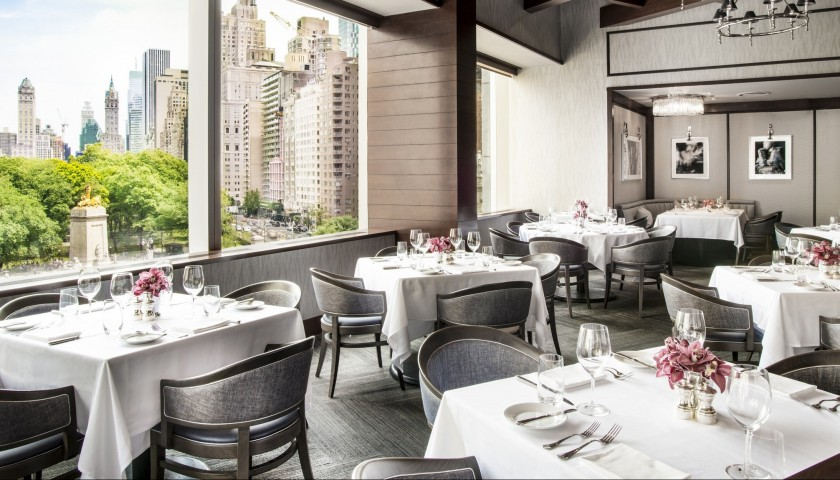Dinner for 4 at Porter House Bar & Grill NYC