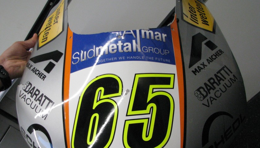 Front fairing Schedl GP Racing, Philipp Oettl #65
