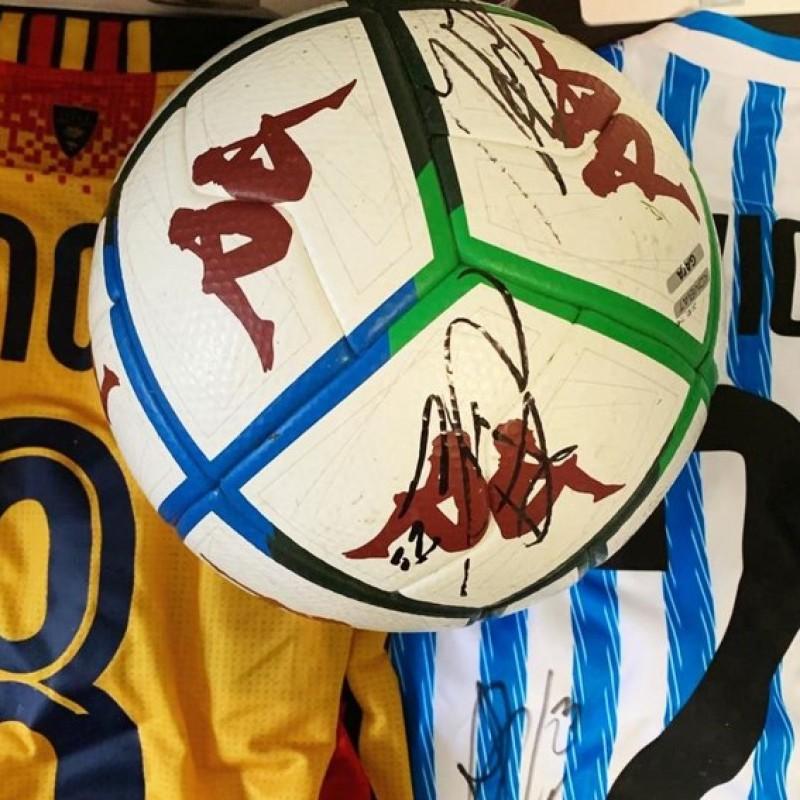 Kombat Signed Football, SPAL-Lecce 2020