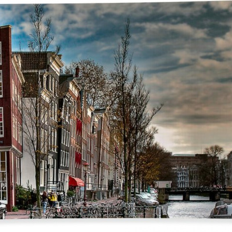 A week's stay in the heart of Amsterdam with VIP Heineken Experience