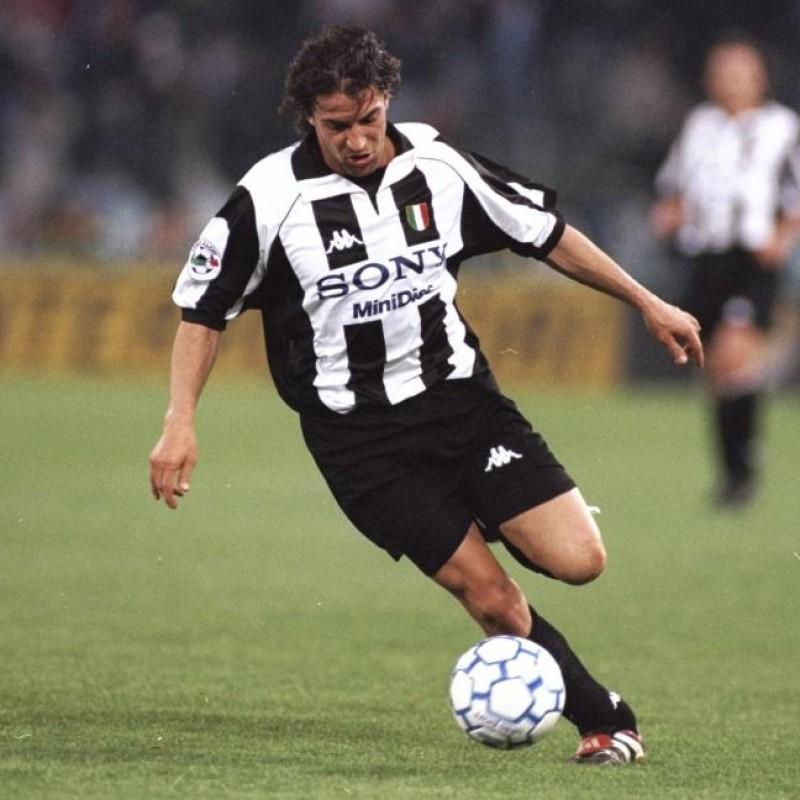 Del Piero's Juventus Shirt, 1997/98