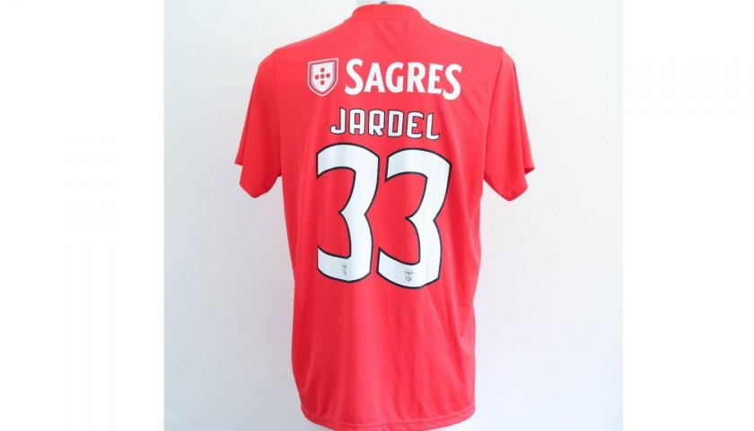 reputable site 26363 1a795 Jardel's Worn Shirt, Benfica-Juventus 2018 - CharityStars