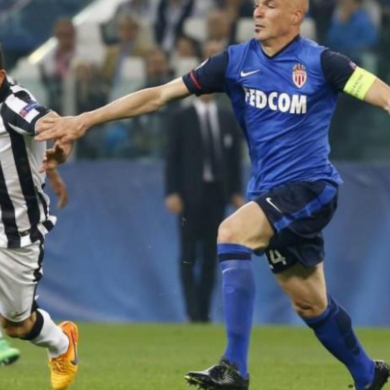 Raggi match worn shirt, Juventus-Monaco swapped with Chiellini