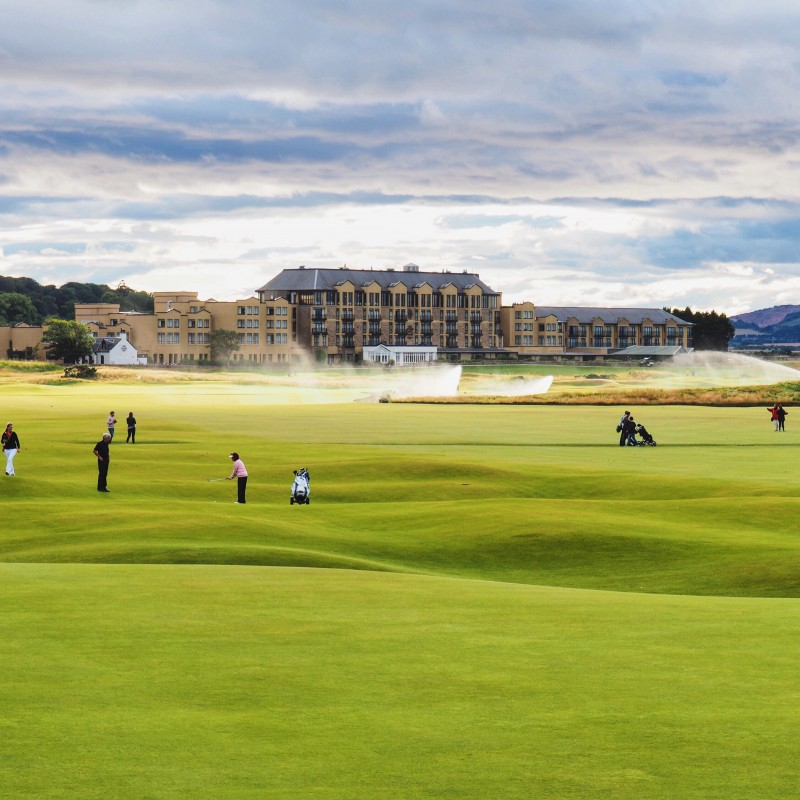 St. Andrews Golfing for 4 People, 3 Nights