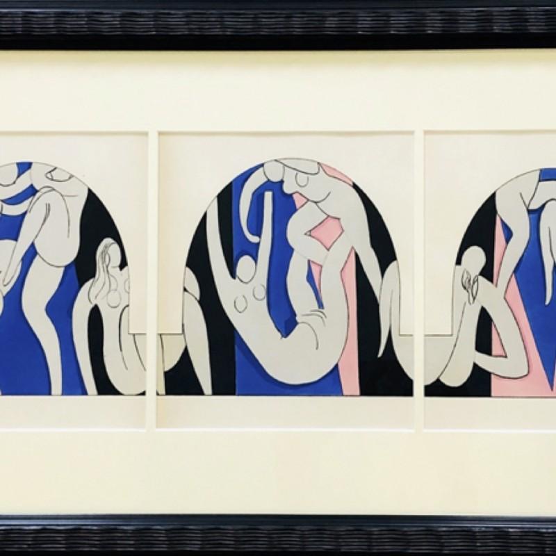 """""""La Danse"""" by Henri Matisse"""