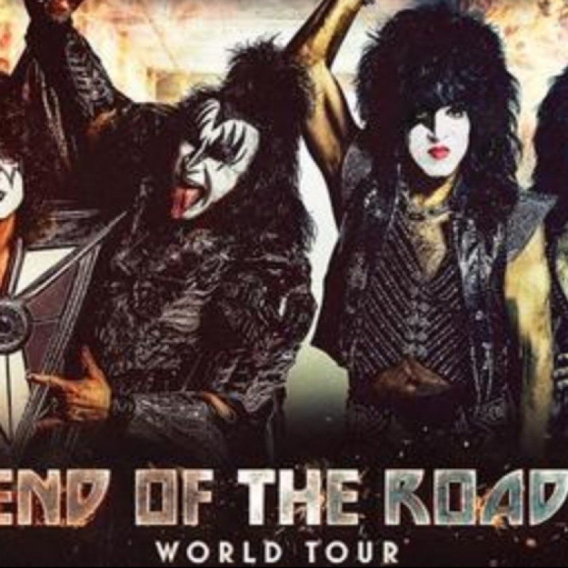 KISS End of the Road Tour: VIP Seats + Meet & Greet