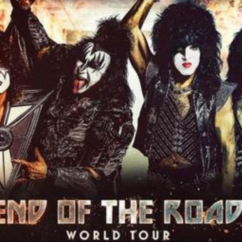 KISS End of the Road Tour: VIP Seats + Meet & Greet