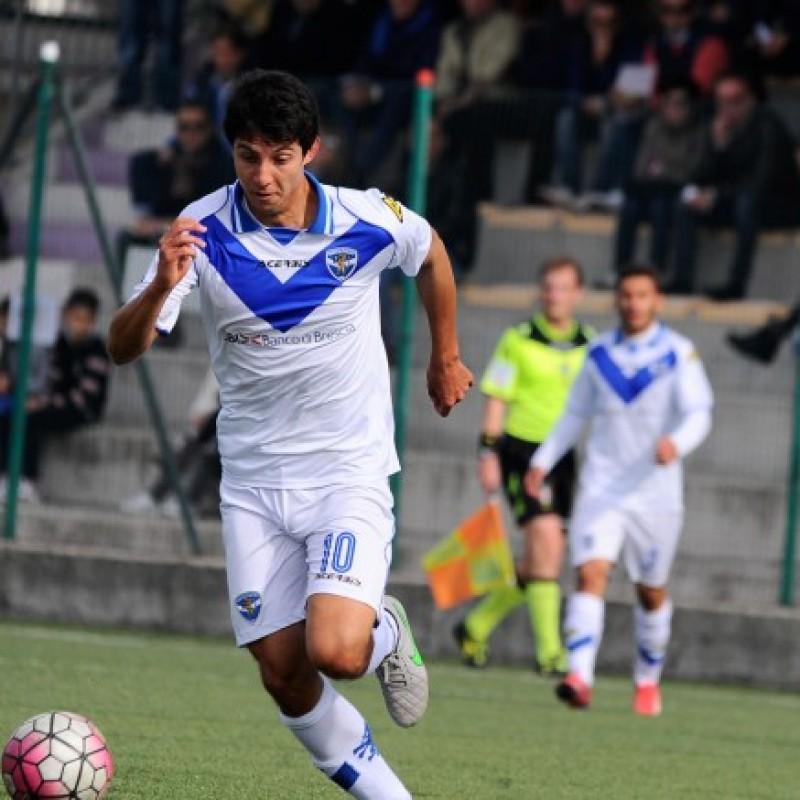 Brescia Primavera Match Shirt, 2015/16