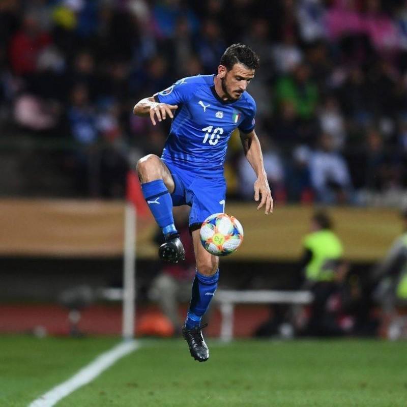 Florenzi's Match Shirt, Finland-Italy 2019
