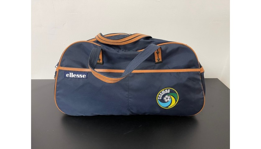 New York Cosmos Match Bag, 1980s