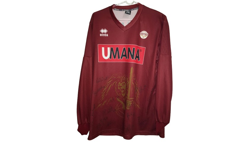 Reyer Venezia Training Vest - Signed by the Champions
