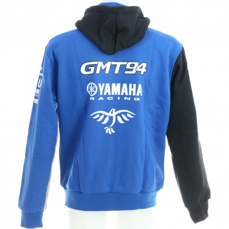Official Yamaha Racing GMT94 Hoodie- Size L