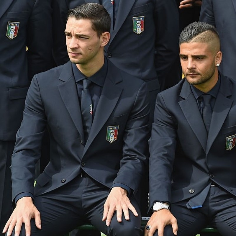 Mattia De Sciglio's Italy National Football Team Shirt by Ermanno Scervino