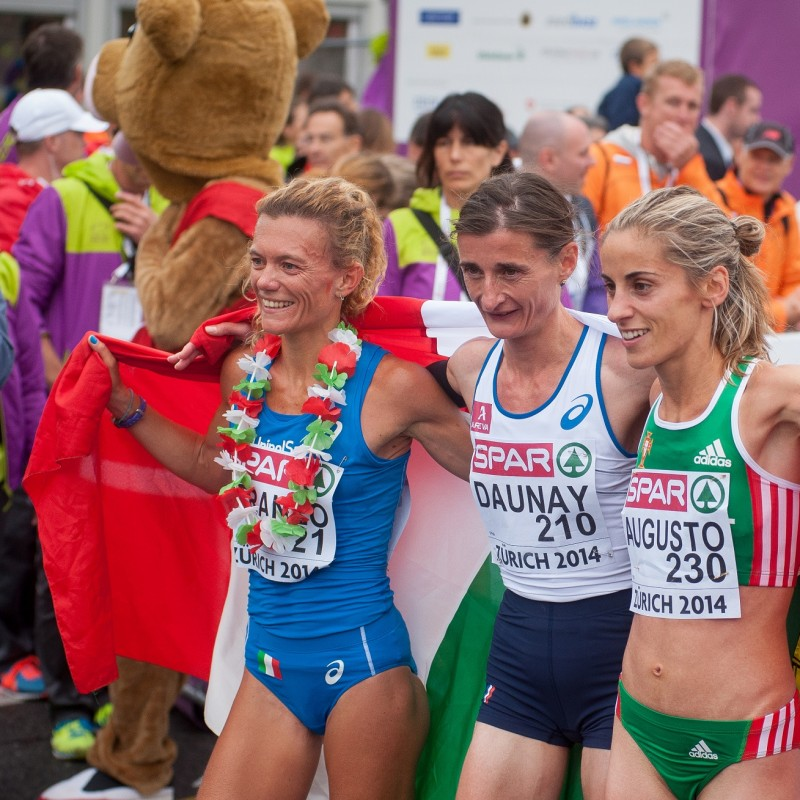 Run with champion Valeria Straneo in Milan #2