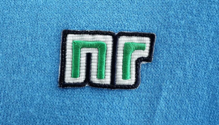 Maradona's Napoli Match-Issue/Worn Shirt, 1989/90 Season