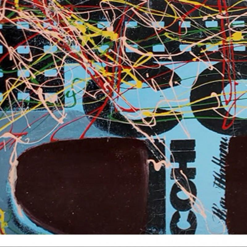 """""""Cohiba"""" by Steve Kaufman"""
