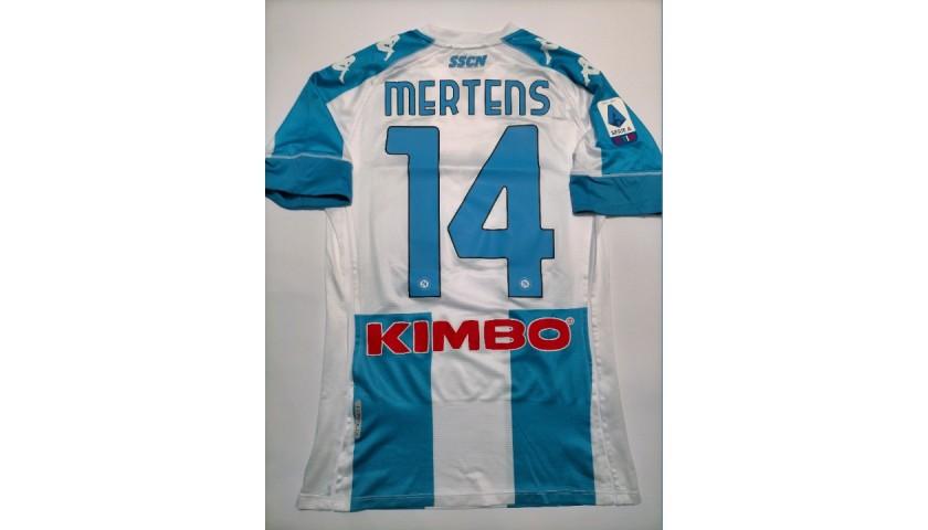 Mertens's Napoli Match Shirt, 2020/21